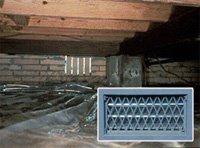 Foundation Ventilation & Moisture Control